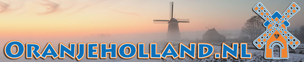 oranje holland t-shirts